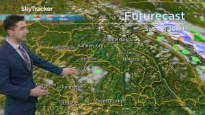 Kelowna Weather Forecast: May 8