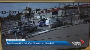 Scarborough family speaks out after hit-and-run plea deal
