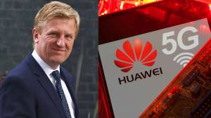 U.K. to purge Huawei technology from 5G networks by 2027