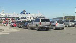 New travel restrictions to hit BC Ferries travelers (02:07)