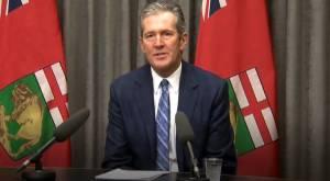 Manitoba Premier Brian Pallister a no-show at U.S. trade summit