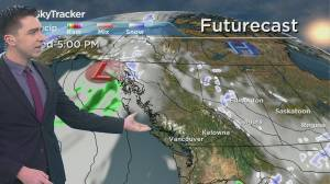 Kelowna Weather Forecast: March 17