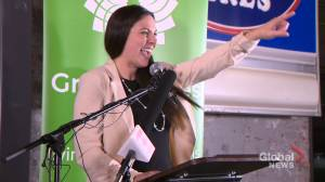 Federal Election 2019: Green MP-elect Jenica Atwin wins Fredericton riding in historic result