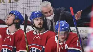 Go Habs go: Montreal Canadiens get set for Stanley Cup finals against Tampa Bay Lightning (01:49)