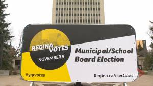 Elections Regina hoping to combat voter fatigue with more ballot options (01:46)