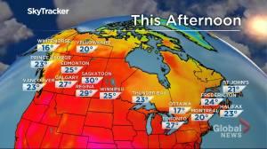 Winnipeg weather outlook: July 29 (01:33)