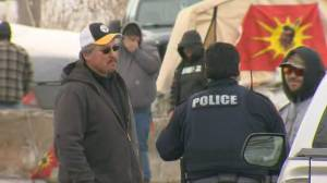 Tyendinaga blockade removal sparks new protests