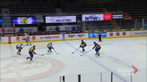 Connor Bedard final game of WHL season (01:45)