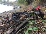 Edmonton volunteer sounds alarm about mess in river valley
