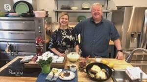 Chef Anna Olson's Mother's Day Meal (06:08)