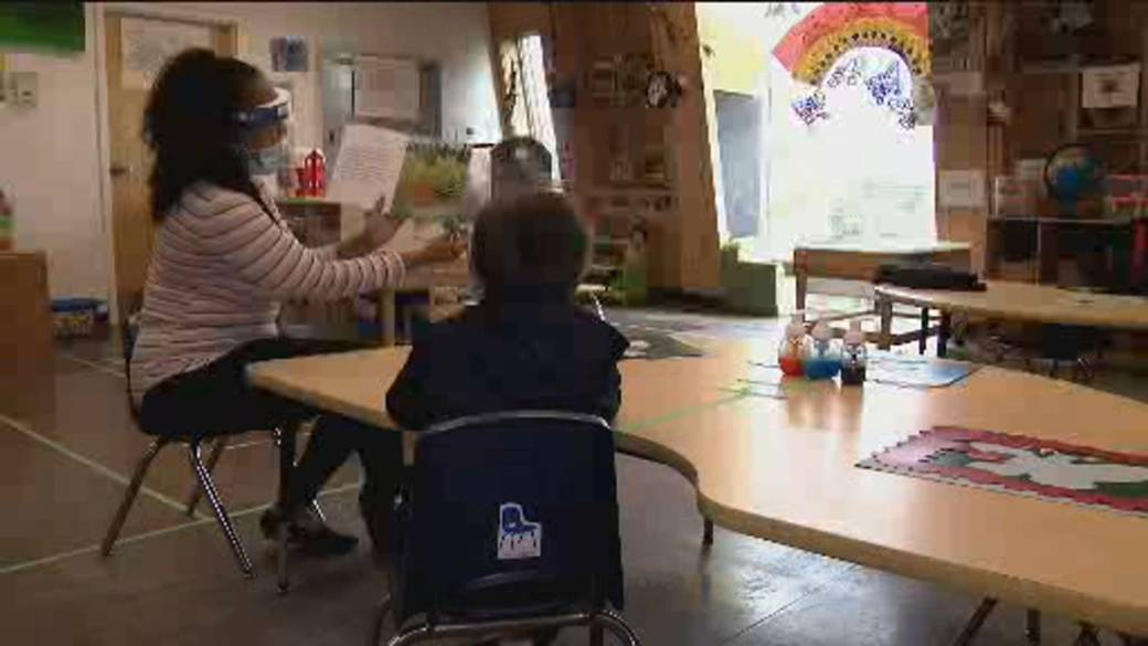Click to play video: 'Ontario issues new COVID-19 child care guidance'