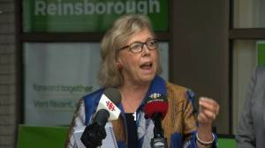 Federal Election 2019: May says Green Party will focus on 'local services'