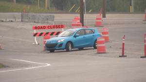 Road closure leads to driving concerns on Calgary highway (02:27)