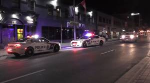 Police investigate stabbing in downtown Peterborough