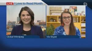 I Love to Read Month: Jessie Thiessen (04:54)