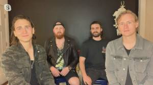 Canadian country group James Barker Band returns to the stage with new single (04:09)
