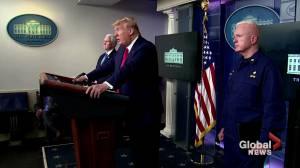 Trump removes top coronavirus watchdog, widens attack on inspectors general