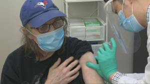Phase 2 of Ontario's COVID-19 vaccine rollout begins with a focus on hot spots (02:18)