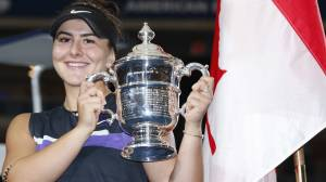 Canada's Bianca Andreescu makes history as she captures Grand Slam title