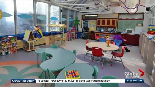 Corus Radiothon funds to go toward upgrades to Stollery Beach | Watch News Videos Online