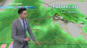 Kelowna Weather Forecast: May 29