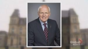 Funeral for former MP, MLA Greg Thompson draws hundreds to Saint Andrews