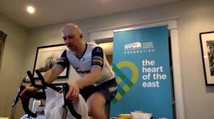 24 hours of cycling for COVID-19 crisis relief
