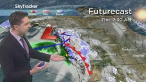Kelowna Weather Forecast: February 2 (03:36)