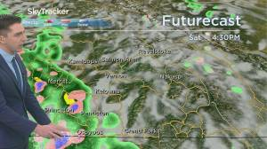 Kelowna Weather Forecast: May 1