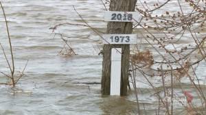 New Brunswick preparing for flood season (01:55)