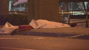 Man dead after shooting in Vancouver's Coal Harbour (01:58)