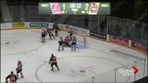 Lethbridge Hurricanes fall to Tigers in first of 2 meetings in 4 days