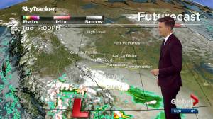 Edmonton weather forecast: Monday, October 12, 2020 (03:09)