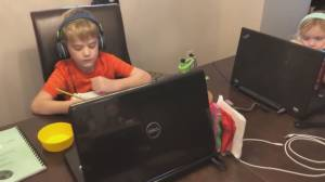 Majority of Canadians say remote learning negatively impacted children's mental health: poll (03:52)