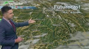 Kelowna Weather Forecast: September 9 (03:55)