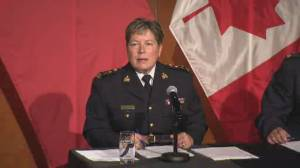 RCMP commissioner declines to speak about SNC-Lavalin