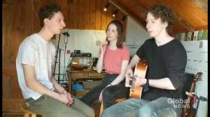 N.S. folk music sibling trio gain popularity amid pandemic