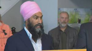 Singh apologizes to New Brunswickers for not visiting sooner