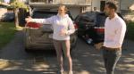 Surrey woman videos brazen catalytic converter theft