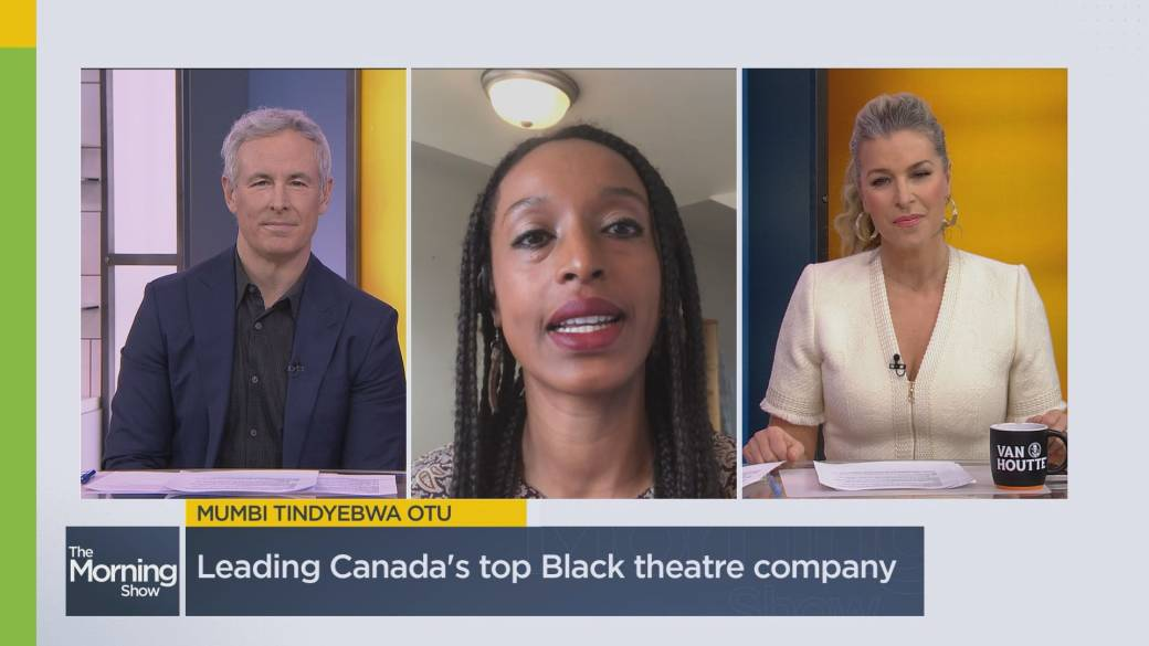 Click to play video ''21 Black Futures' artistic director talks about highlighting Black creators from across Canada'