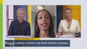 '21 Black Futures' artistic director talks about highlighting Black creators from across Canada (02:19)