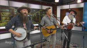 CCMA nominees The Washboard Union performs 'She Gets Me'