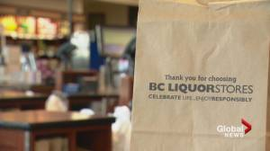 B.C. liquor stores phasing out plastic bags