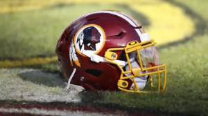 NFL's Washington team punting Redskins name, logo