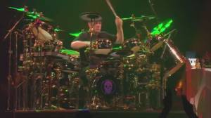 Squire Barnes remembers legacy of drummer Neil Peart