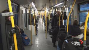 SkyTrain workers threaten 3-day full scale strike Tuesday