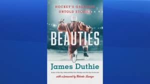 Sportscaster James Duthie uncovers hockey's greatest untold stories in new book (06:43)