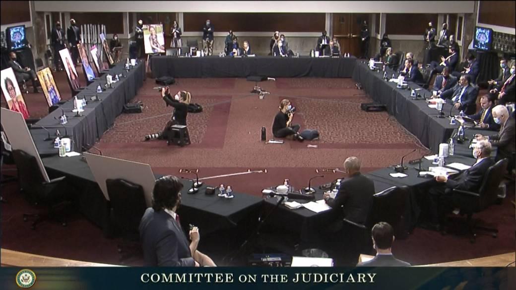 Thẩm phán Toà án Tối cao Ruth Bader Ginsburg qua đời  Senate