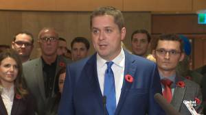 Andrew Scheer says Conservatives 'will oppose' Carbon tax as long as he's leader