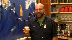 Maritime brothers brewing a line of 'Atlantic bubble' beer